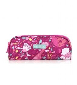 Estuche Toy rosa -22x8x6cm-