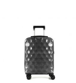 Trolley cabina Air negro -37x55x20cm-