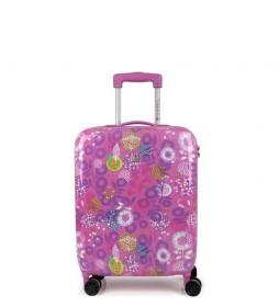 Trolley cabina Linda rosa -40x55x20cm-