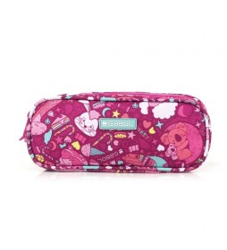Estuche Toy rosa -22x9x9cm-