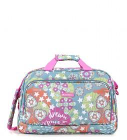 Bolso de viaje Mint -45x30x22cm-
