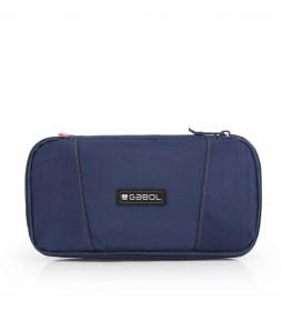 Porta Alimentos Fresh 4 azul -21x5x11cm-