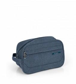 Neceser cosmético Board azul -30x18x14cm-
