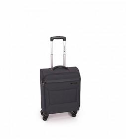 Trolley Cabina Board negro -39x55x20cm-