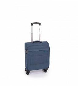 Trolley Cabina Board azul  -39x55x20cm-