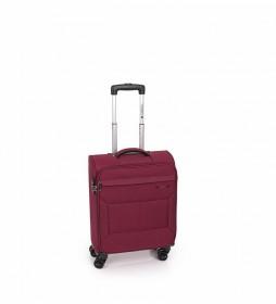 Trolley Cabina Board rojo  -39x55x20cm-