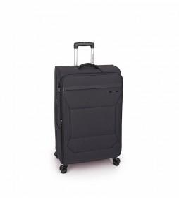 Trolley Grande Board negro -43x68x26cm-