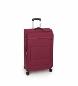 Trolley Grande Board rojo -43x68x26cm
