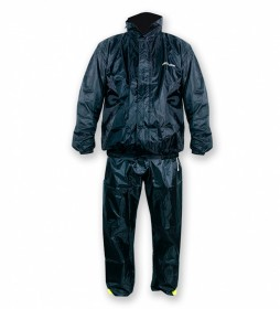 Garibaldi Waterproof black Rain set