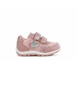 Zapatillas B Heira rosa