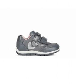 Zapatillas B Heira gris