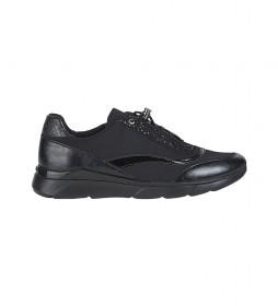 Zapatillas D Hiver negro
