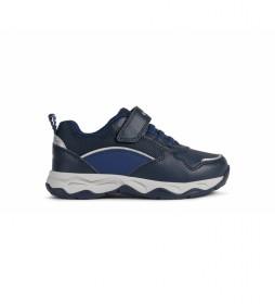 Zapatillas Calco marino
