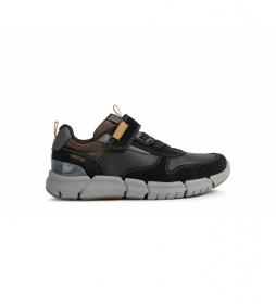 Zapatillas J Flexyper negro, multicolor