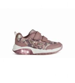Zapatillas J Spaziale rosa