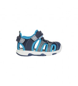 Sandalias Multy azul
