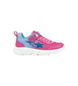 Zapatillas Aril rosa