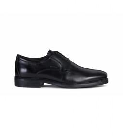 Zapatos de pile U Brandolf negro