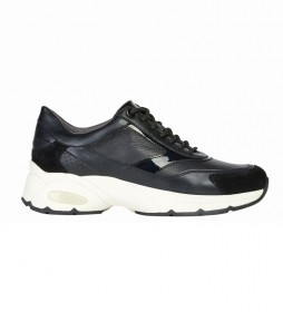 Zapatillas Alhour negro