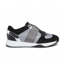Zapatillas D Suzzie D gris, negro