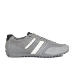 Zapatillas U Garlan C gris