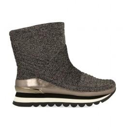 Botines 46047 gris