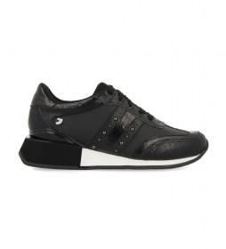 Zapatillas Landau negro