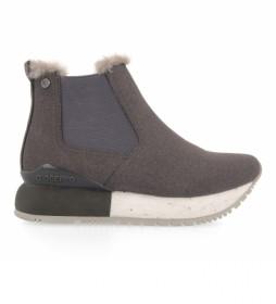 Zapatillas 64235 gris
