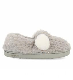 Zapatillas de Estar por Casa Adenau gris