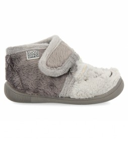 Zapatillas de casa Salejard gris
