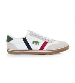 Zapatillas compton blanco