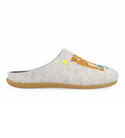 Zapatillas Gramais gris