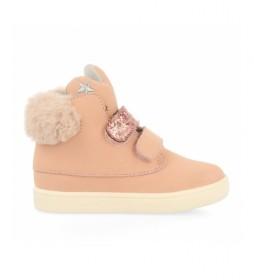 Zapatillas Luscha rosa