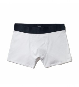 Pack de 3 Boxers Punto blanco