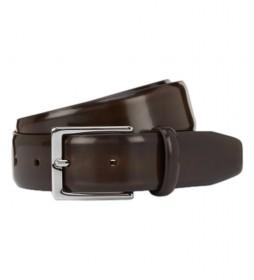 Cinturón Brush of belt marrón
