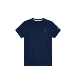 Camiseta Small Logo marino