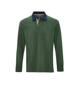 Polo Rugby verde