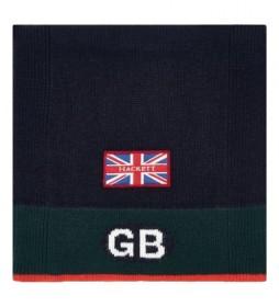Bufanda Union Knit GBK marino
