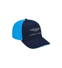 Gorra beisbolera AMR Wings azul, marino