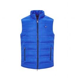 Chaleco Gilet azul