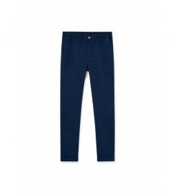 Pantalón jogger HK210701 azul marino
