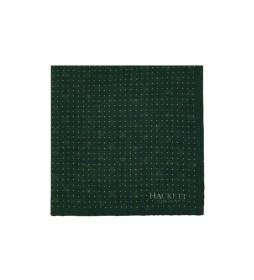 Pañuelo de bolsillo Dots verde