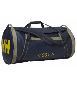 Helly Hansen Backpack Bag HH Classic Duffel 2 grey blue / 50L / 60x30x30cm