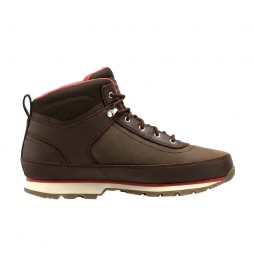Helly Hansen Calgary brown leather boots