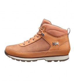 Helly Hansen Calgary honey leather boots