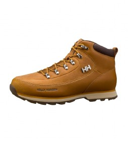 Helly Hansen The Forester camel leather boots