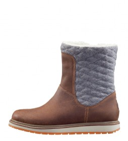 Helly Hansen Leather boots W Seraphina taupe