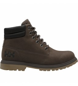 Botas de Piel Freemon marrón