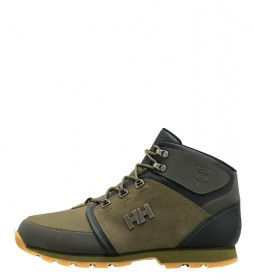 Helly Hansen Leather boots Koppervik khaki