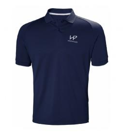 Polo HP Ocean marino / FPS 50+
